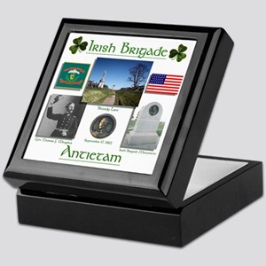Irish Brigade_Antietam Keepsake Box