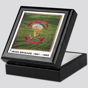 Irish Brigade Keepsake Box