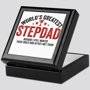 World's Greatest Stepdad, I Wanted Keepsake Bo