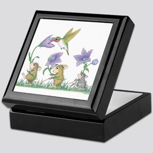 A Spring Tail Keepsake Box