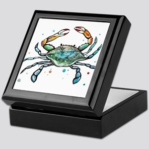 Maryland Blue Crab Keepsake Box