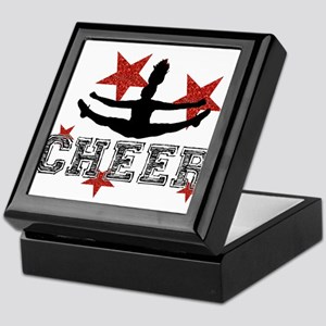 Cheerleader Keepsake Box