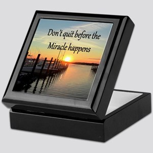 LOVE MIRACLES Keepsake Box
