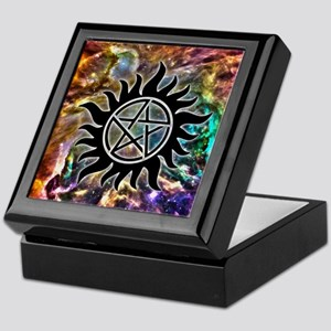 Supernatural Cosmos Keepsake Box