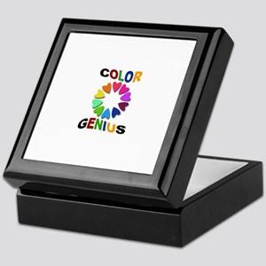 Color Genius Keepsake Box