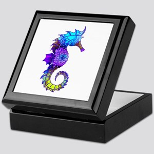 Sigmund Seahorse Keepsake Box