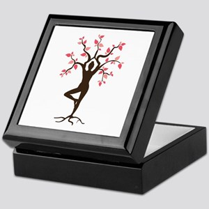 Yoga Keepsake Box