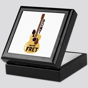 Dont Fret Keepsake Box