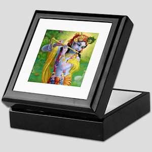 I Love you Krishna. Keepsake Box
