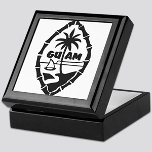 Guam Seal Keepsake Box
