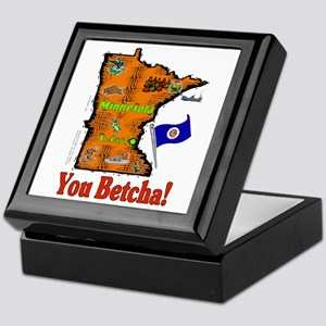 MN-Betcha! Keepsake Box