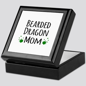 Bearded Dragon Mom Keepsake Box