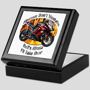 Kawasaki Ninja 1000 Keepsake Box