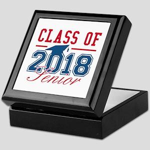 Class Of 2018 Senior Keepsake Box