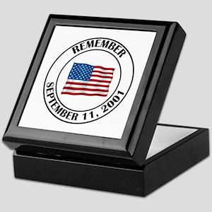 9 11 Keepsake Box