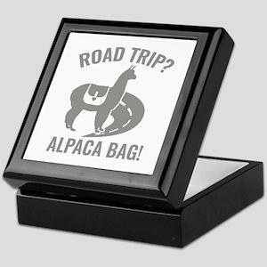 Road Trip? Keepsake Box