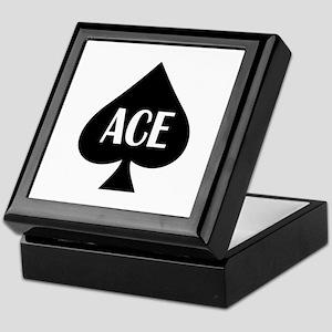 Ace Kicker Keepsake Box