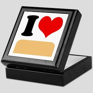 I heart twinkies Keepsake Box