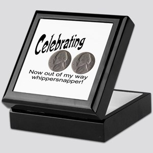 55 Birthday Whippersnapper Keepsake Box