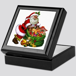 Santa Claus! Keepsake Box