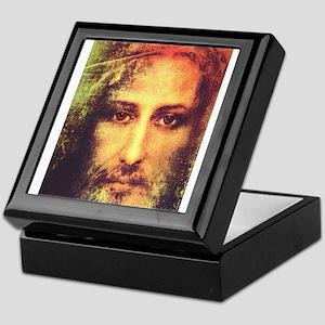 Image of Christ Keepsake Box