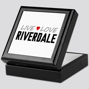 Live Love Riverdale Keepsake Box