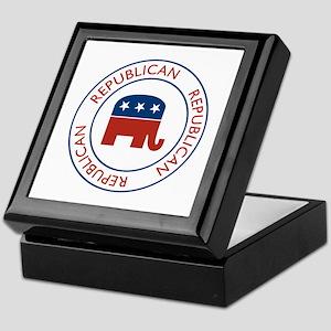 Republican Keepsake Box