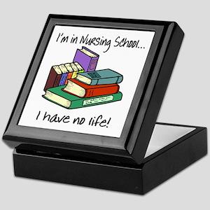 Nursing School Keepsake Box