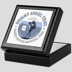 Bright Angel (rd) Keepsake Box