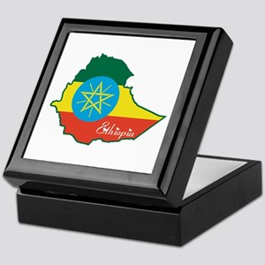 Cool Ethiopia Keepsake Box