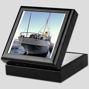 CSS Acadia Keepsake Box