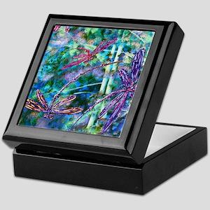 Dragonflies Forest Light Keepsake Box