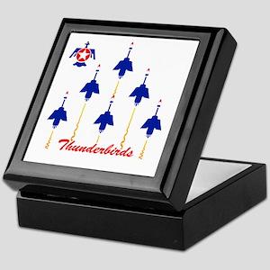 Thunderbirds Keepsake Box