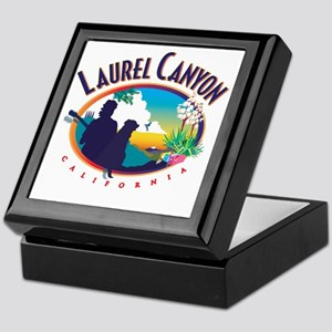 Laurel Canyon Logo Keepsake Box