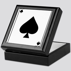 Ace Keepsake Box
