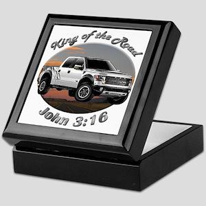 Ford F-150 Keepsake Box