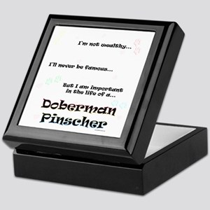 Dobie Life Keepsake Box
