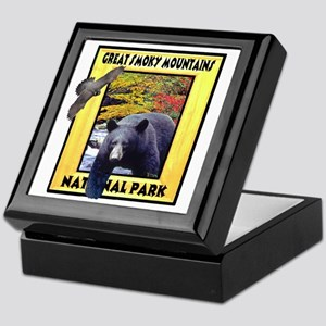 Great Smoky Mountains Nationa Keepsake Box