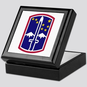 1714th Infantry Brigade174th Keepsake Box
