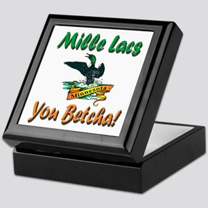 Mille Lacs You Betcha Keepsake Box