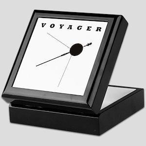 Voyager Space Probe Keepsake Box