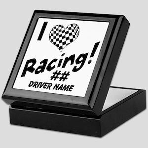 Custom Racing Keepsake Box