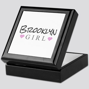 Brooklyn Girl Keepsake Box