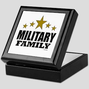 Military Family Keepsake Box