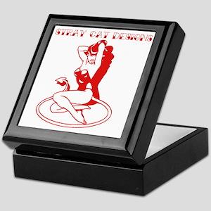 Devil Doll Keepsake Box