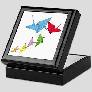 Origami Family Keepsake Box