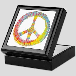 tiedye-peace-713-DKT Keepsake Box
