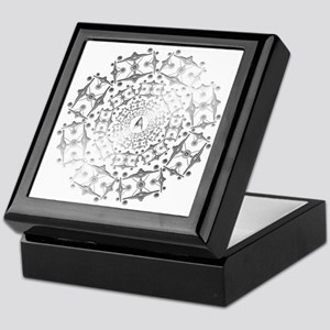 Enterprise Art Silver Keepsake Box