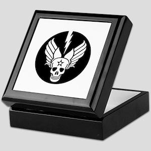 Death From Above - Mors Ab Alto Keepsake Box