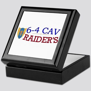 6th Squadron 4th Cavalry Keepsake Box